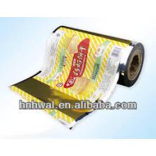Film thermo-étanche en aluminium-plastique