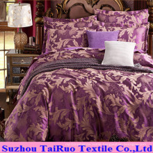 Reactive Printed Bedsheet of Jacquard Tc Fabric for Home