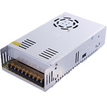 Alimentation d'énergie de commutation réglée universelle de CC de 12V 30A DC pour la télévision en circuit fermé, radio, projet d'ordinateur, lumières de bande de LED