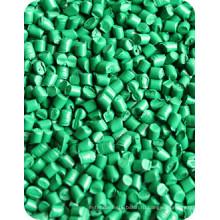 Яркие зеленые Masterbatch G6212