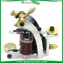 Top China metralhadora para Shader 8 bobinas de vendem a máquina de tatuagem
