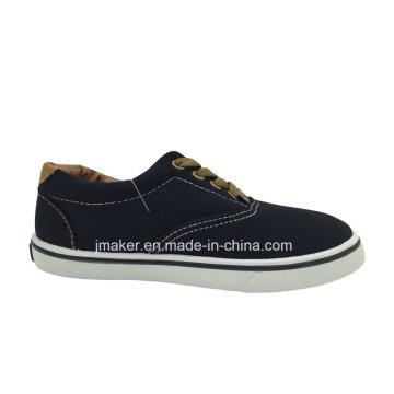 Хорошее качество классические детские прогулки холст обувь (9985-З&Б)