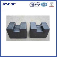 Graues Eisengegengewicht für LKW
