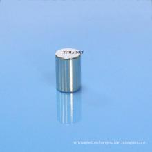 Imán permanente del neodimio de NdFeB del disco de alta calidad N38