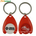 Keychain Trolley Coin By Customized