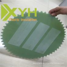 Kundenspezifische Isoliermaterial FR4 Epoxy-Frästeile