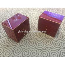 maßgeschneiderte unterschiedlicher Größe Geschenkbox aus Holz Schmuck-Paket