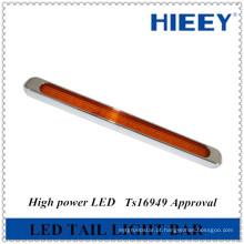 Lâmpada traseira do reboque LED barra da luz da cauda IP67 impermeável LED lâmpada da cauda