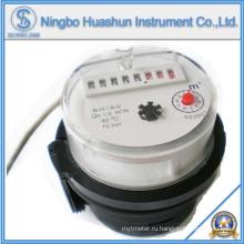Одноструйный сухой пластиковый прибор для измерения температуры тела с импульсным выходом