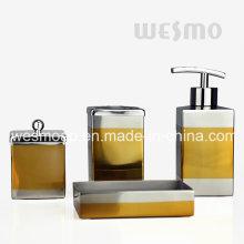Прямоугольник формы из нержавеющей стали ванной аксессуар (WBS0809D)