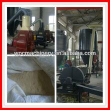 Máquina de pelotização de plástico de madeira / máquina de fazer pellets de madeira