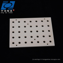 plaque en céramique de haute qualité pour la combustion