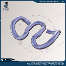 Clip de tension élastique SKL14 pour voie ferrée