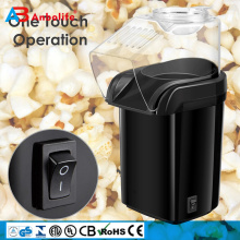 2017 hot sale factory price custom logo printed microwave healthy silicone mini hot air popcorn popper
