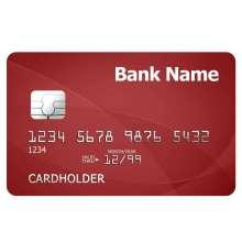 Пластиковые карты материал для кредитной карты/банковской карты