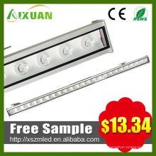luces de ac100-240v exterior led RGB trailblazer lavadora luz de la barra de la pared