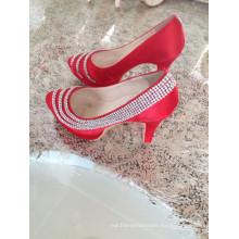 Fshion Wedding Ladies Dress Shoes (HCY02-1600)