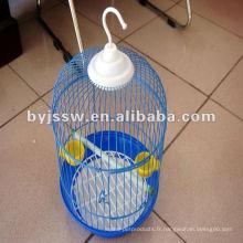 Cage à oiseaux pliable en métal