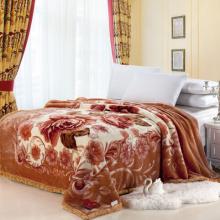100% Polyester Mink Decken 200 * 240 cm