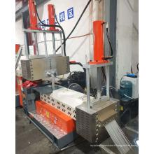 Machine de granulateur en plastique de recyclage de plastique ABS PVC