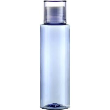 ПЭТ толстая стенка 120 мл прозрачная бутылка с резьбовой крышкой ПП