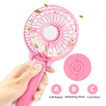 Mini USB Cooling Hand Electronic Gifts Fan
