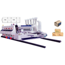 Gyk-C High Speed Automatic 4 Color Carton Machine
