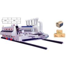 High Speed Carton Printing and Slotting Machine -GYK (353)