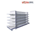 Heavy Duty Edelstahl 4 Tiers Supermarkt Regal