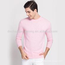 herbst winter warme plain herren pullover kaschmir für mann