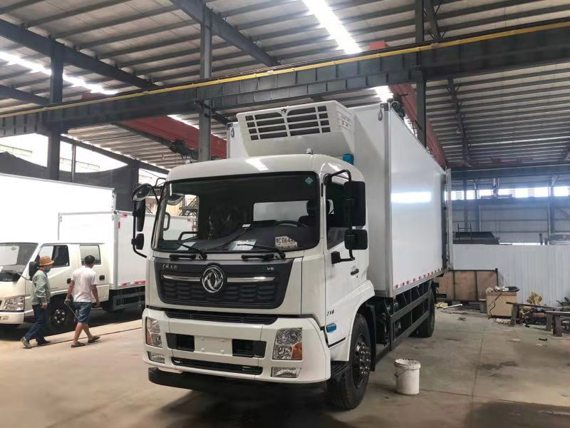 refrigeration equipment for electric truck