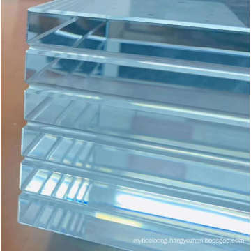 4mm 5mm 6mm 8mm 10mm 12mm Tempered Glass for Building