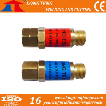 Gas Flashback Arrester Oxygen for CNC Cutting Machine in China