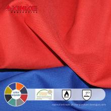 Preço de tecido à prova de fogo de algodão & nylon comum