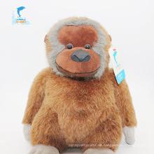 Zeug Spielzeug Affe Plüsch Affe Tiere Spielzeug