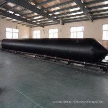 assento de barco giratório navio airbag de borracha