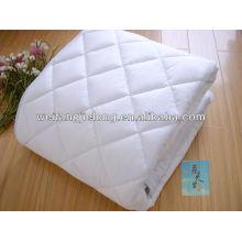 colchas de verano de algodón barato con relleno de poliéster