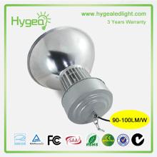 Éclairage commercial et industriel 100W 3 ans de garantie conduit haute baie