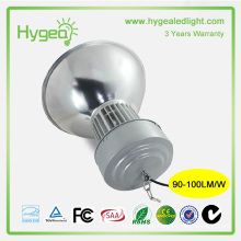 Commercial and industrial lighting 100W 3 years warranty led high bay