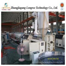 Gran línea de extrusión de tubería de suministro de agua PE Daimeter