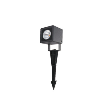 Décoration carrée Graden 6W LED Spike Light