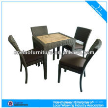 Used garden furniture for sale coffee set