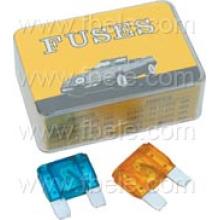 Auto Flat Fuse Blade Fuse (Plug In Fuse)