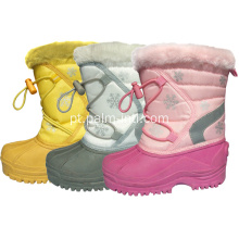 Kids Warm Winter Boots