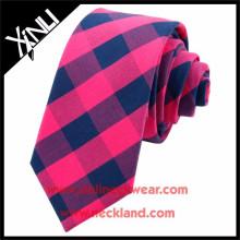 Neue Produkt Männer Benutzerdefinierte 100% Baumwolle Krawatten