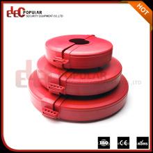 Elecpopular Yueqing Factory Trade Company Segurança da marca Tampa de válvula de porta ajustável Lockouts 25mm-64mm