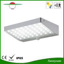 Lampe solaire extérieure en aluminium durable 48LED Dim Mode