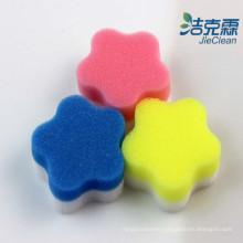 Fiower Shape- Melamine Foam Sponge