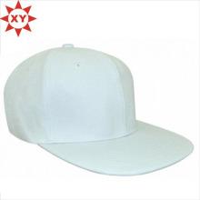 Faire le chapeau blanc pur du panneau 6 / casquette de baseball / cadeau