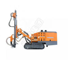hydraulic 20m integrated dth surface drill rigs